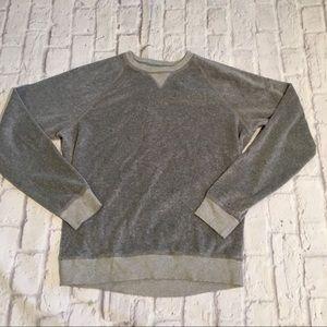 Women Hollister Velour Sweatshirts Long Sleeve